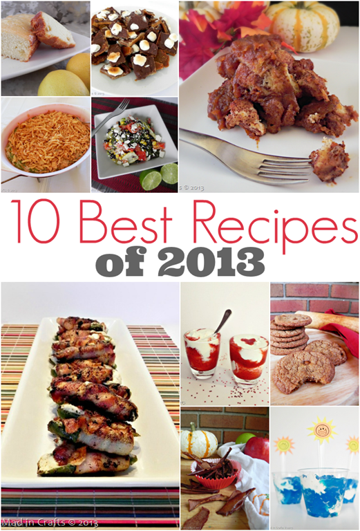 10 Best Recipes of 2013