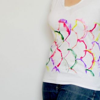 Craft Lightning: Seuss Inspired Sharpie Shirt
