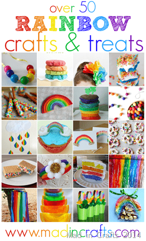 Rainbow Treats and Crafts