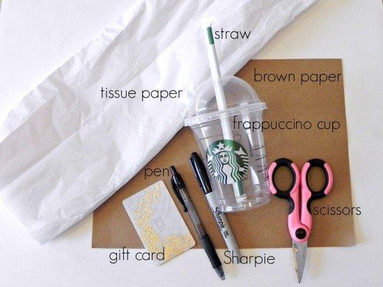Teacher Gift materials