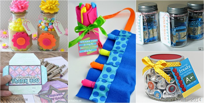 Last Minute Teacher Appreciation Gifts