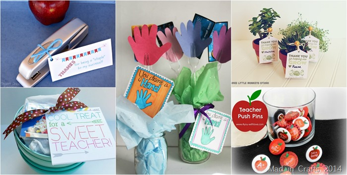 Quick Teacher Appreciation Gifts