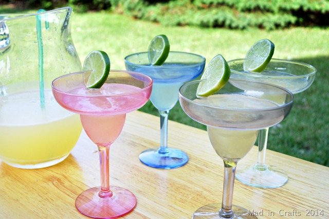 MARGARITAS WITH TODAY'S CREATIVE BLOG
