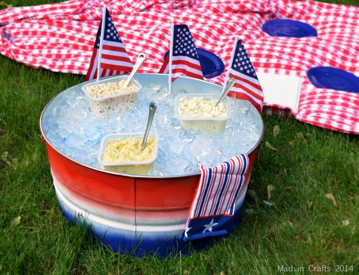 Keep Picnic Food Cool