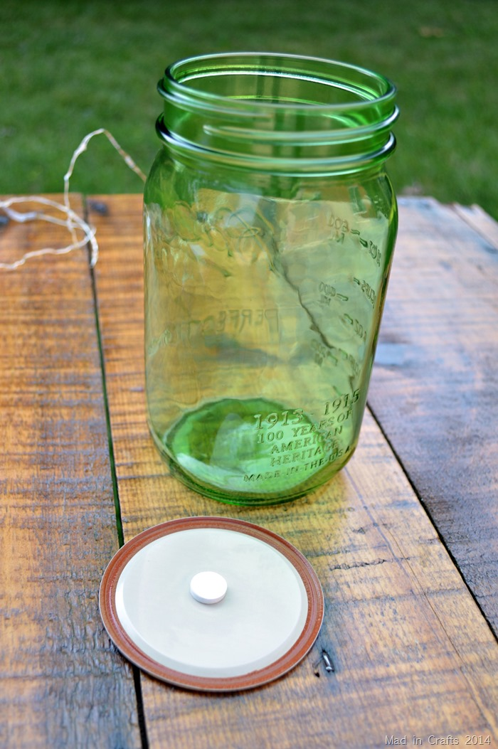 Firefly Mason Jars Add Adhesive Dot ForRent.com