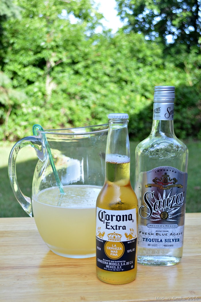 Make Delicious Beer Margaritas