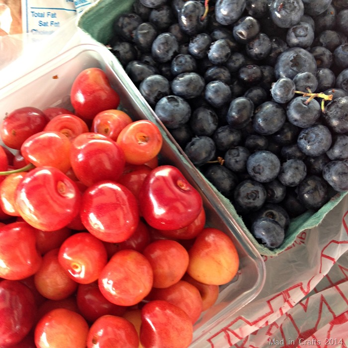Michigan Fruit
