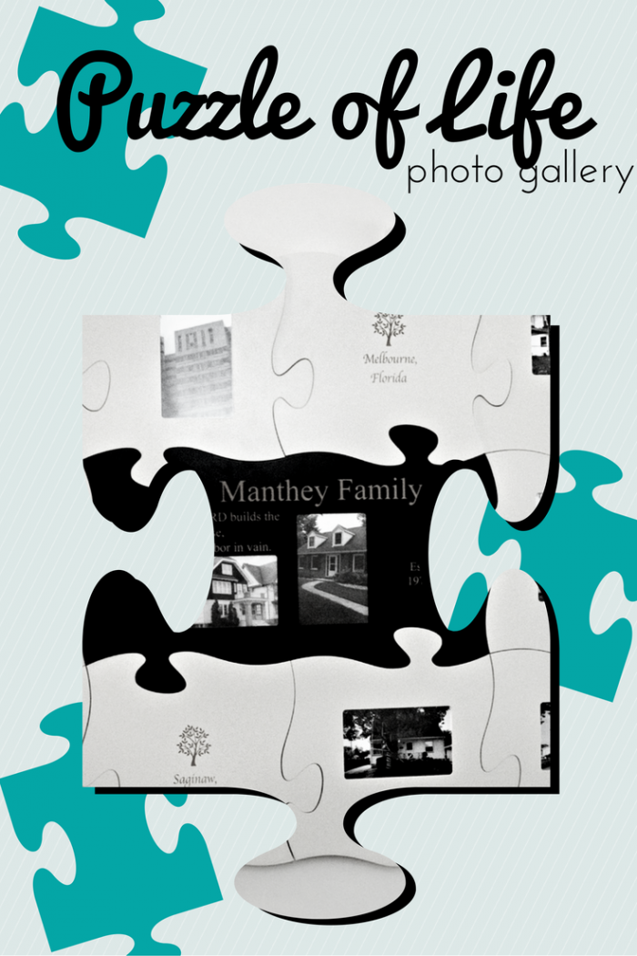 Puzzle of Life Photo Gallery