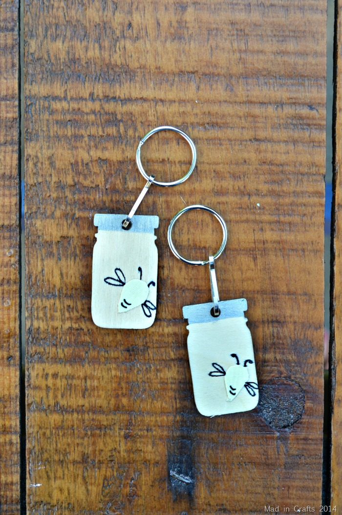 add keychain findings