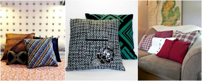 DIY THROW PILLOWS ON HOMETALK