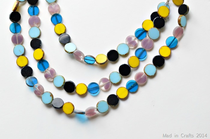 Czech Glass Bead Strand