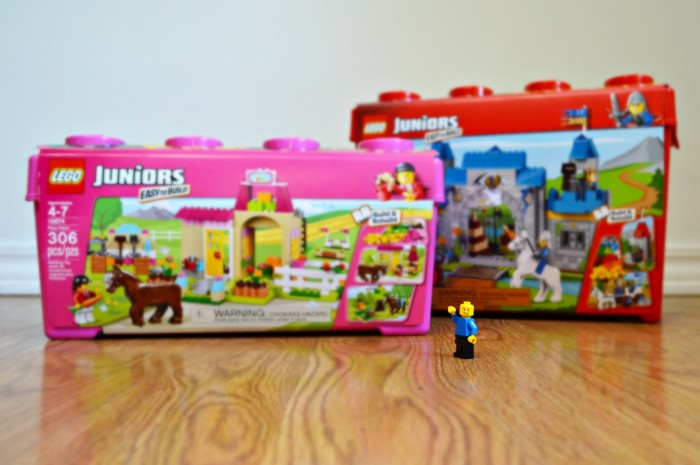 Kid Friendly Lego Juniors