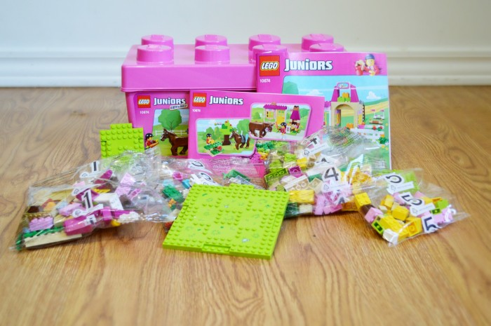 Lego Junior Pony Farm