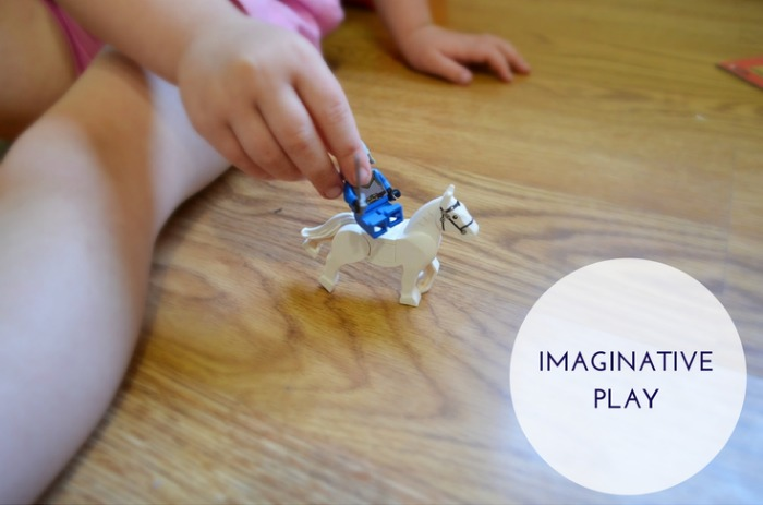 Lego Juniors Imaginative Play