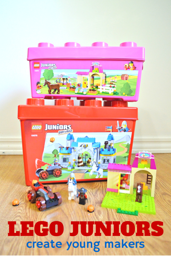 Lego Juniors Play Sets