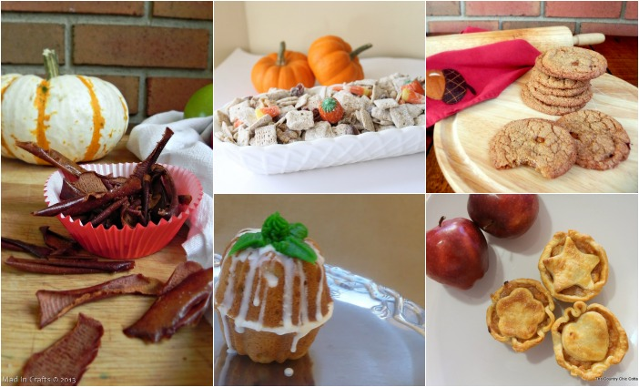 CINNAMON, PUMPKIN, AND APPLE RECIPES FOR FALL
