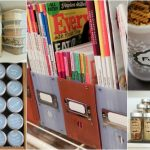 ORGANIZE YOUR KITCHEN WITH ONE TRIP TO THE DOLLAR STORE