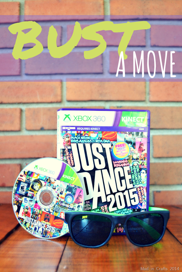 Bust a Move with Just Dance
