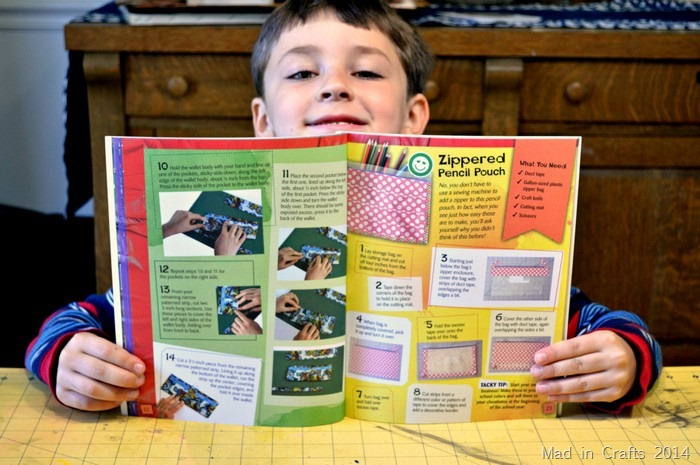 Duck Tape Crafts Book