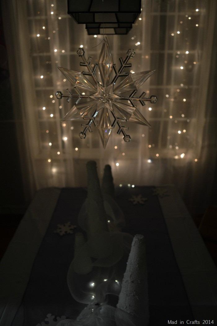 Frozen Party Decor