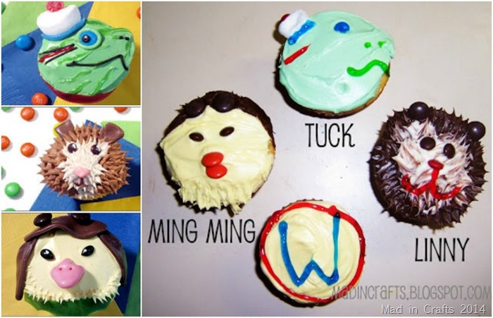 Wonder Pets Cupcakes Fail
