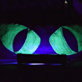 GLOW IN THE DARK MONSTER PILLOWS
