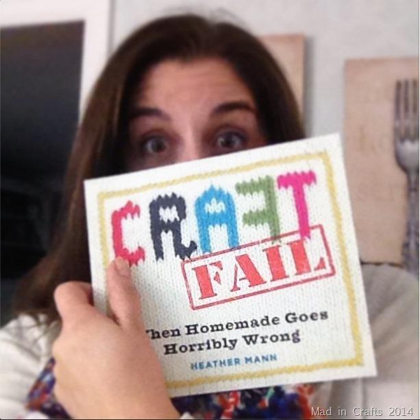 craftfail book