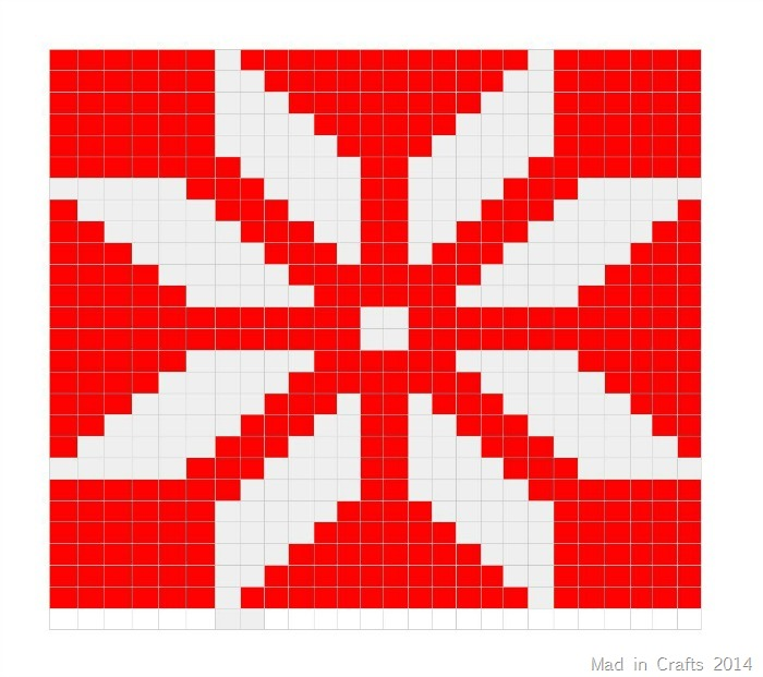 fair isle sign pattern