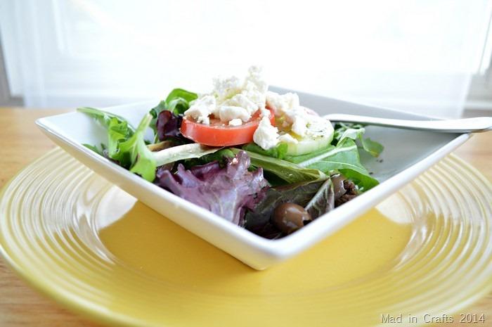 Greek Lunch Salad