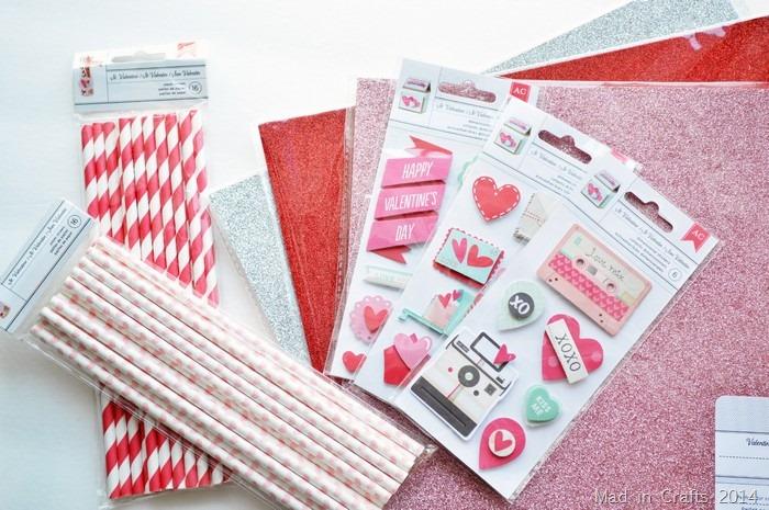 Target Dollar Spot American Crafts