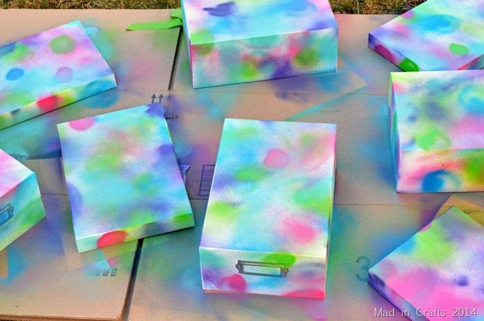 Freestyle Spray Painting