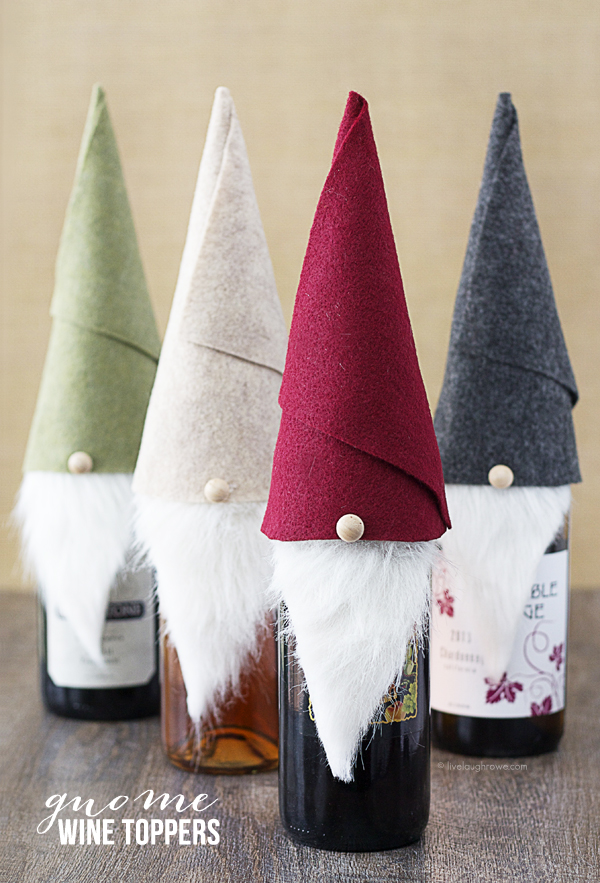 10 ADORABLE GNOME DIYS