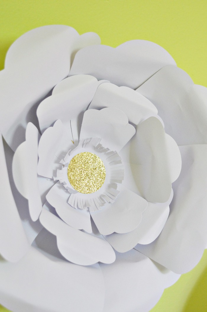 big bloom white