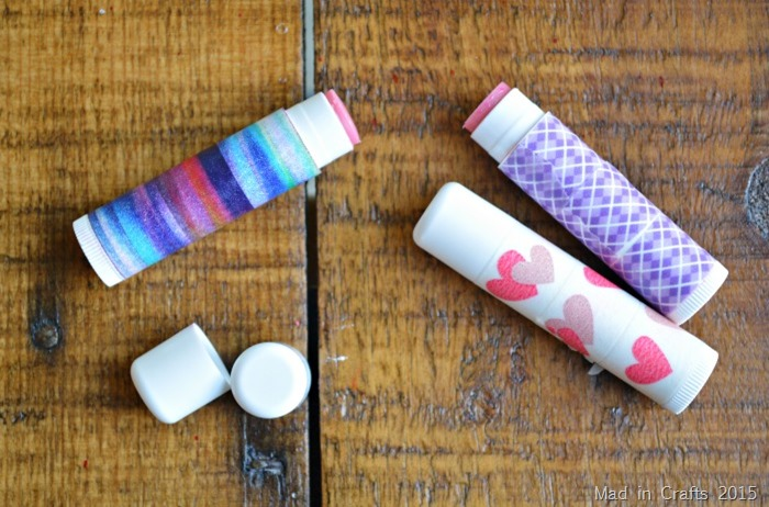 DIY Flavored Lip Balm