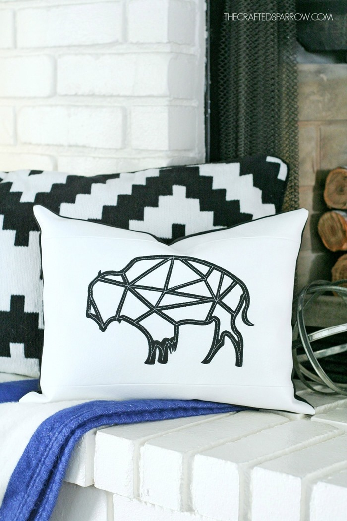 Leather-Geometric-Buffalo-Pillow-4