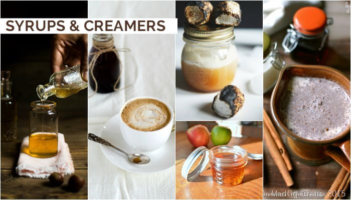 SYRUPS & CREAMERS