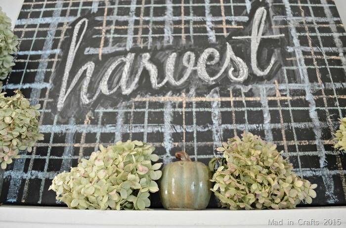 Harvest Mantel