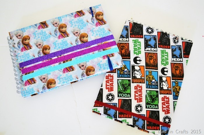 Duck Tape Disney Autograph books