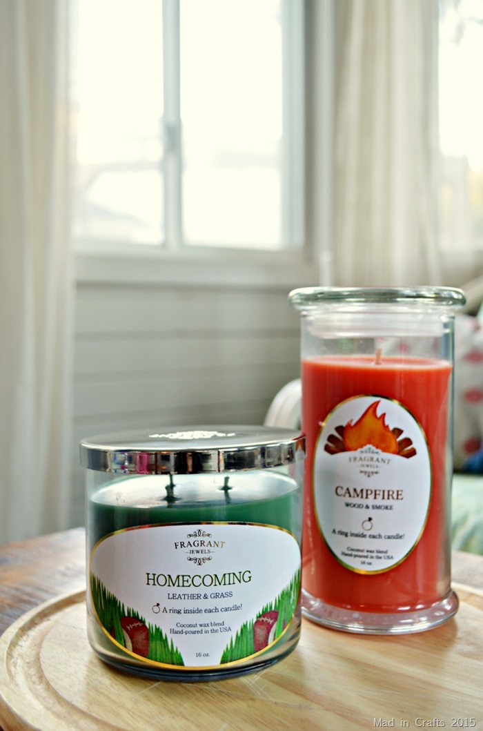 Fragrant Jewels Fall Candles