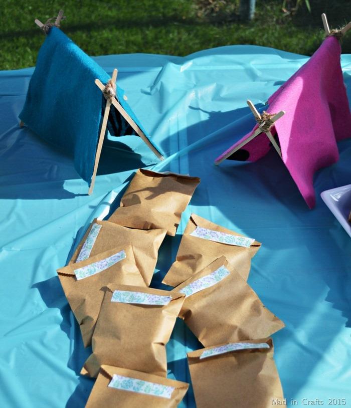 felt tents