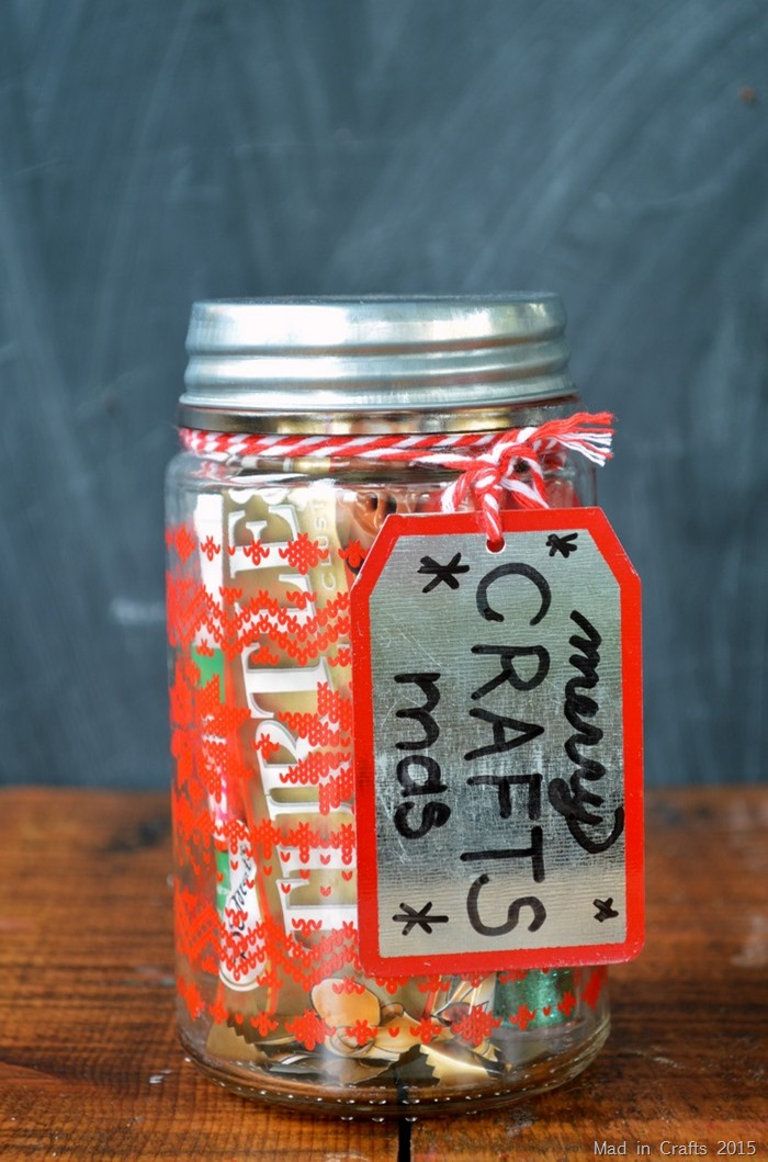 Crafter's Gift in a Jar