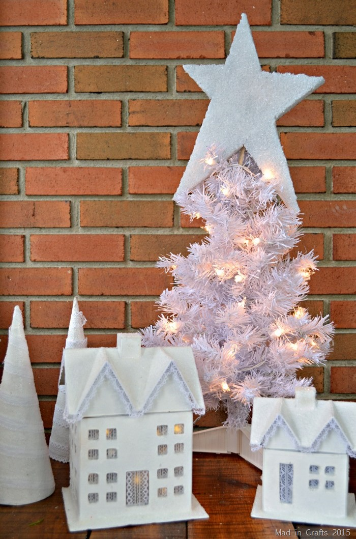 Sparkly Star Tree Topper