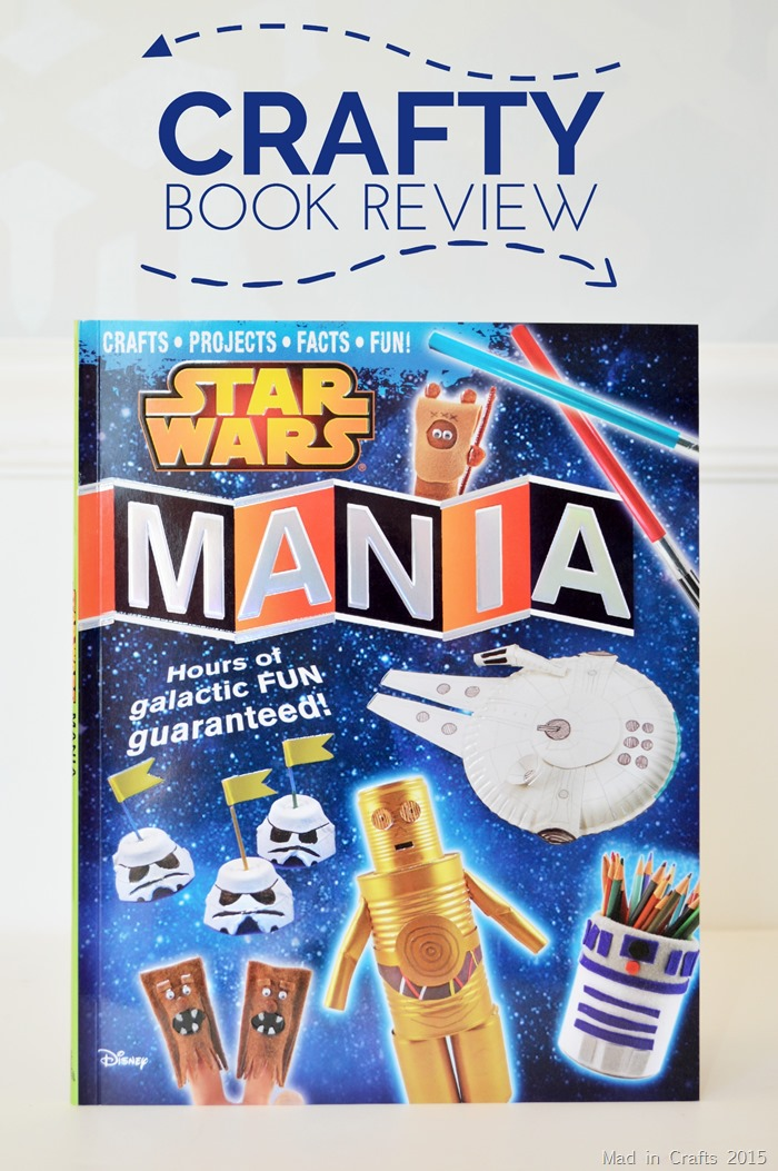Star Wars Mania Crafty Book Review