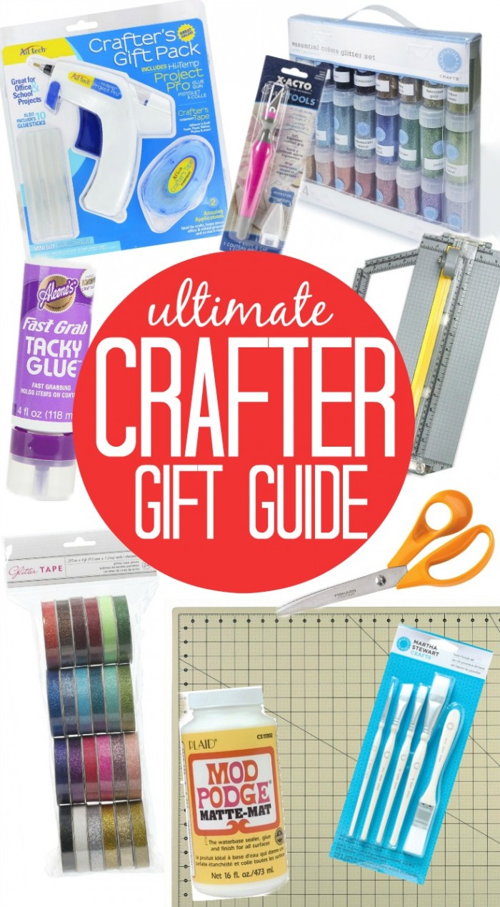 The Ultimate Crafter Gift Guide