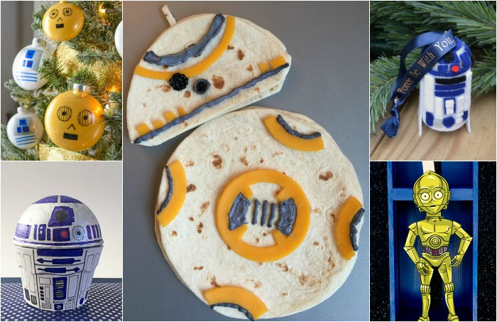 THESE ARE THE DROIDS YOU ARE LOOKING FOR (STAR WARS CRAFTS)