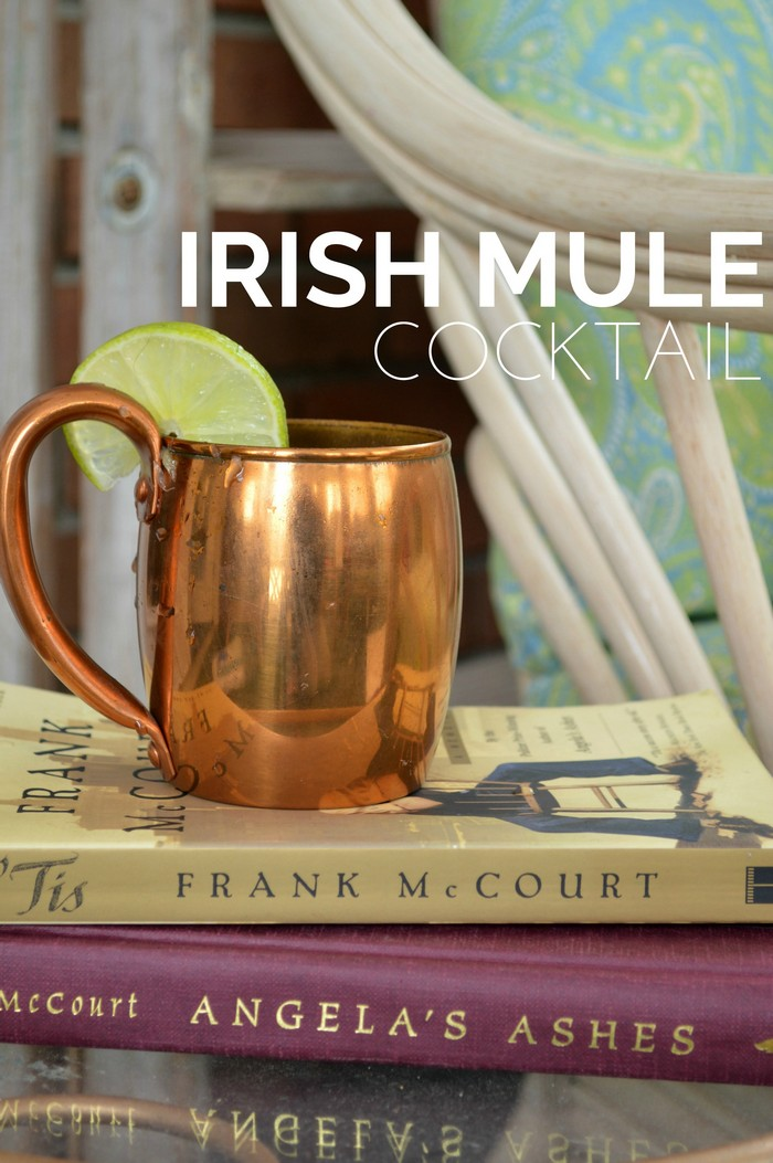 Irish Mule Cocktail Recipe
