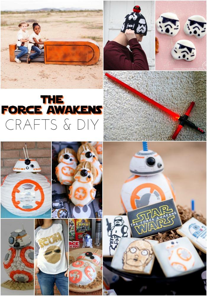 10 Force Awakens Craft and DIY Tutorials