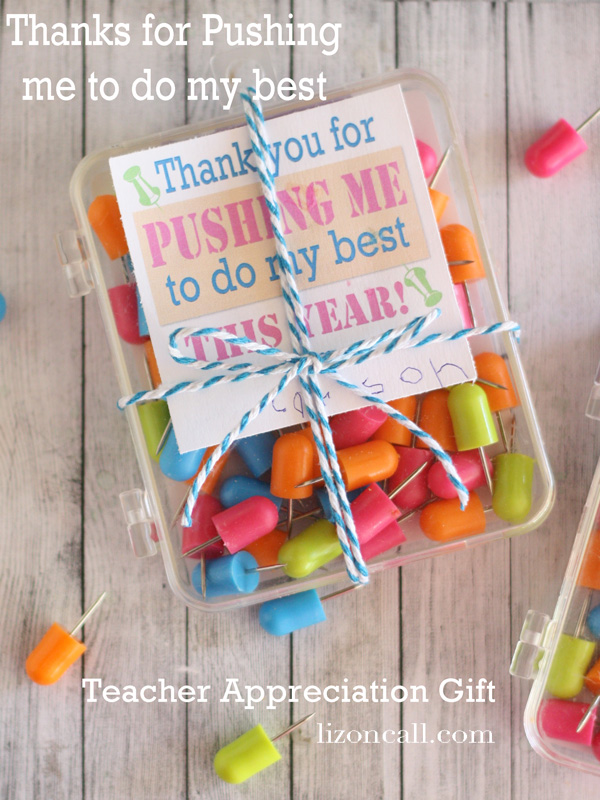 20 practical teacher appreciation gifts round