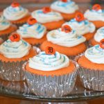 SIMPLE TEAM SPIRIT CUPCAKES