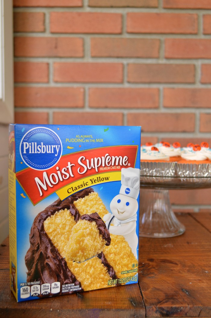 Pillsbury Cupcakes